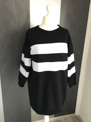 Long Sweat Pullover - Colour Block Gr. 48/50