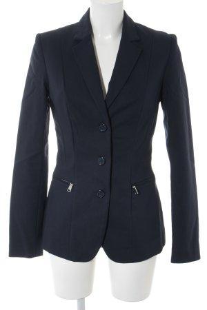 Long Tall Sally Kurz-Blazer dunkelblau Business-Look