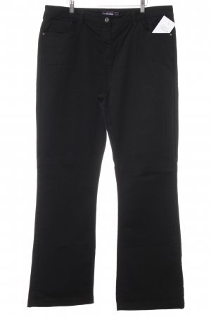 Long Tall Sally Stretch Jeans black simple style