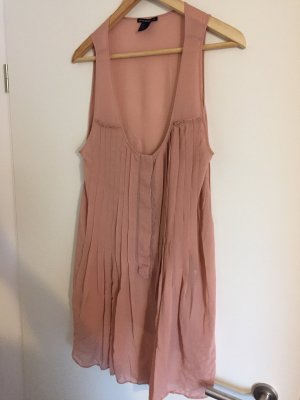 Sonia Rykiel for H&M Top largo color rosa dorado