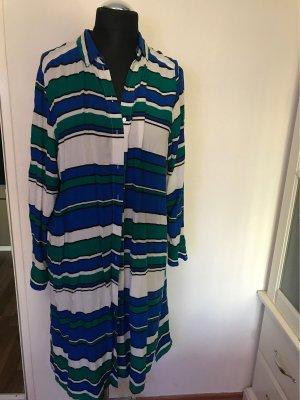 Long Tunika Kleid