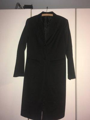 Longblazer/Gehrock schwarz Grösse 40/42 – 105 cm lang - 2 Knöpfe – von Bon Prix - selten getragen, daher in einwandfreiem Zustand – Waschetikett ist rausgeschnitten