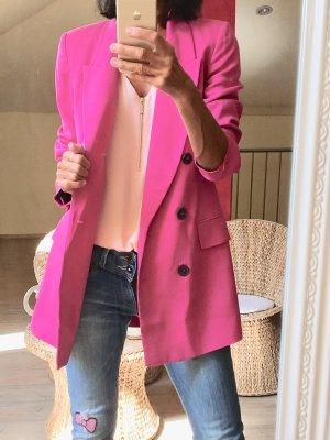 Longblazer Pink Zara Neu!