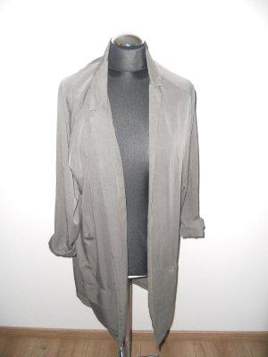 Longblazer Vero moda gr. 40 grau