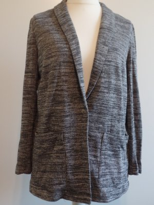 Longblazer von H&M, Sweatshirt-Material, Gr. 40