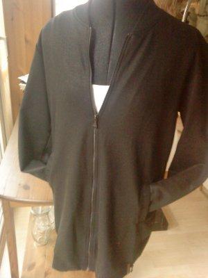 Longblouson schwarz von KHUJO Genuine Brand in M