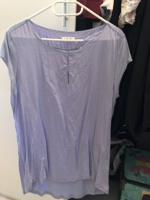 Opus Long Blouse baby blue