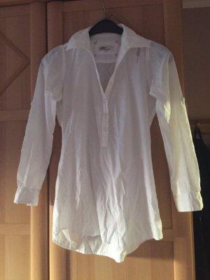 Garcia Lange blouse wit-wolwit