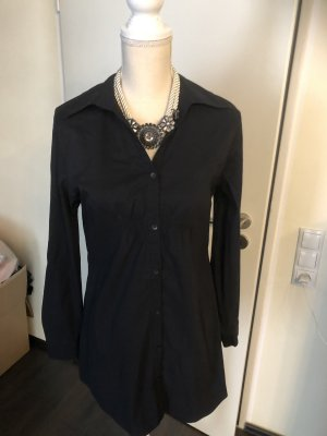 Blusa larga negro
