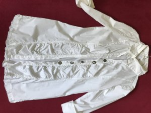 Bottega Long Blouse white cotton