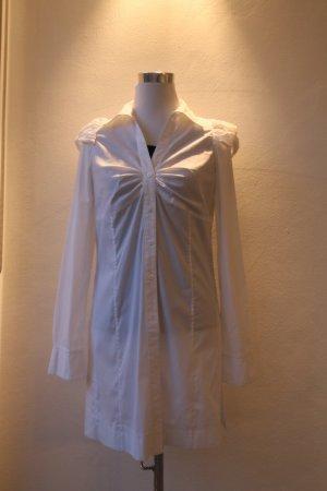 Longbluse von Blacky Dress Berlin in Weiß in Größe 38