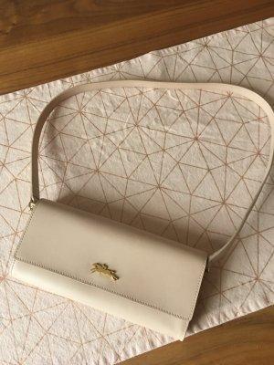 Longchamp Abendtasche rose