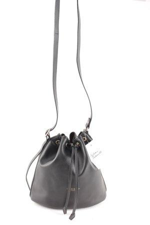 Longchamp Beuteltasche schwarz klassischer Stil
