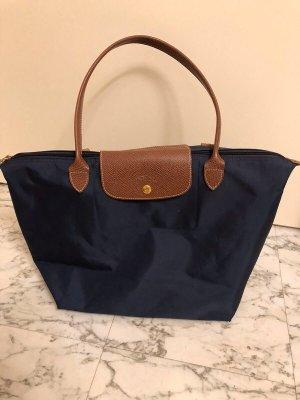 Longchamp Blau/Braun