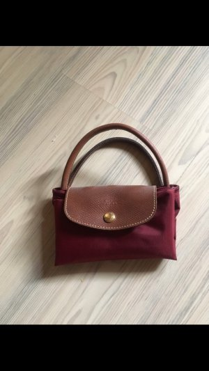 Longchamp bordeauxrot