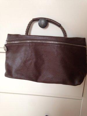 Longchamp Clutch braun