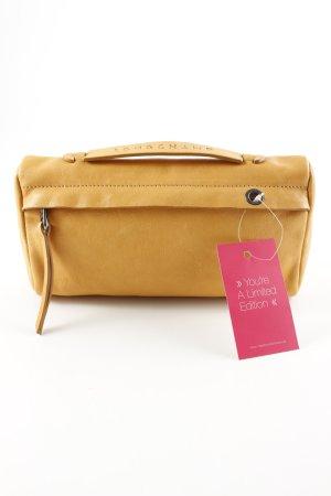 Longchamp Clutch hellorange Casual-Look