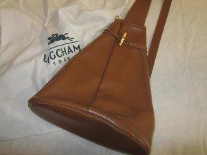 LONGCHAMP: Crossovertasche, seitlich zu Öffnen, Vintage