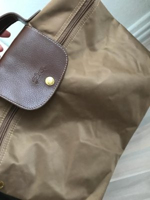 Longchamp Bolso business beige