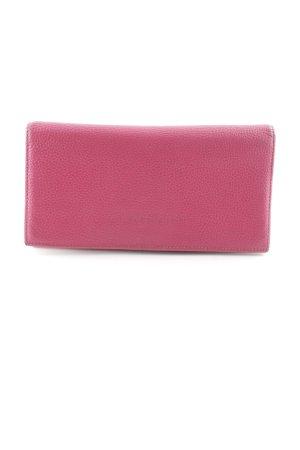Longchamp Geldbörse pink klassischer Stil