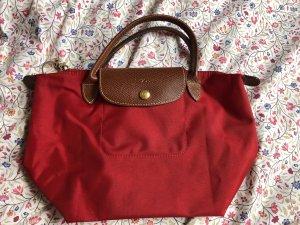 Longchamp Carry Bag carmine