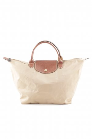 Longchamp Handtasche beige-braun Casual-Look