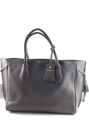 Longchamp Handtasche dunkelblau Casual-Look