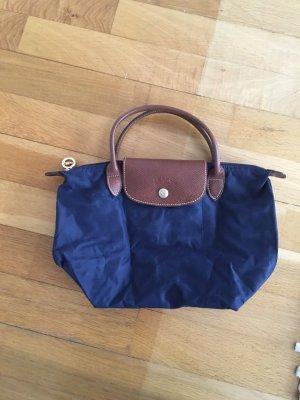 Longchamp Handtasche in Blau
