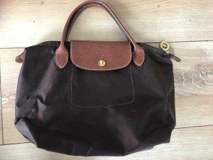 Longchamp Handtasche klein - braun-