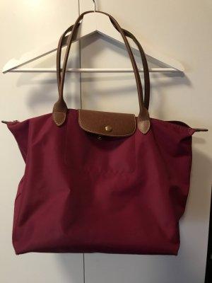 Longchamp Handtasche Lila