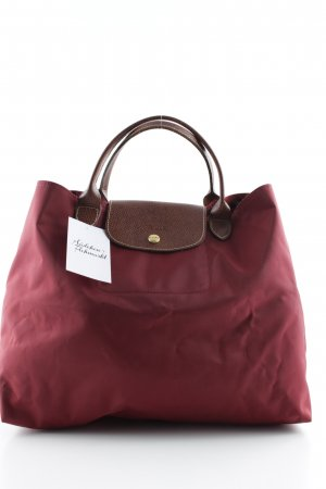 Longchamp Handtasche mehrfarbig Casual-Look