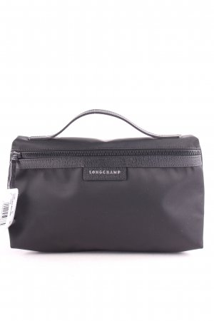 Longchamp Bolso negro look casual
