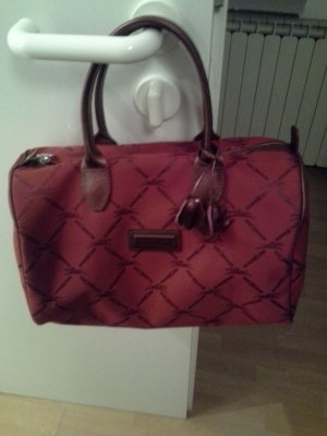 Longchamp Handtasche sonderedition in dunkelrot Neu
