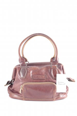 Longchamp Carry Bag brown classic style