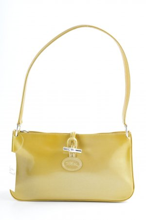 Longchamp Carry Bag gold-colored elegant