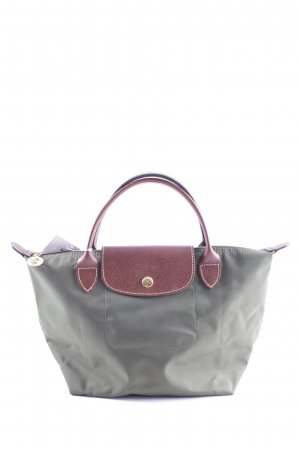 Longchamp Carry Bag khaki-brown casual look
