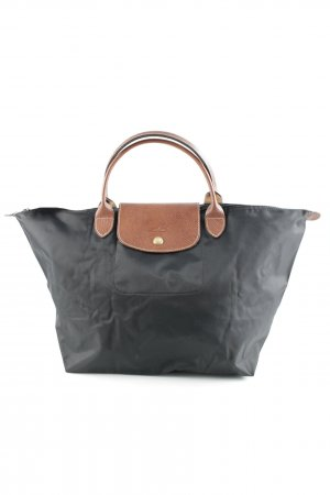 Longchamp Carry Bag black-brown casual look