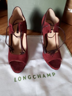 Longchamp Highheels 37 NEU
