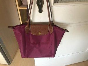 Longchamp Carry Bag raspberry-red