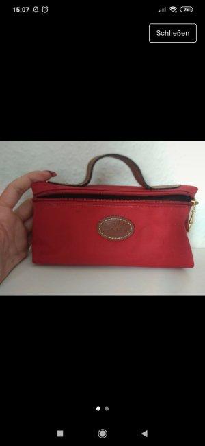 Longchamp Minibolso rojo