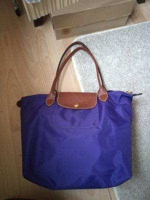 Longchamp le pilage lila