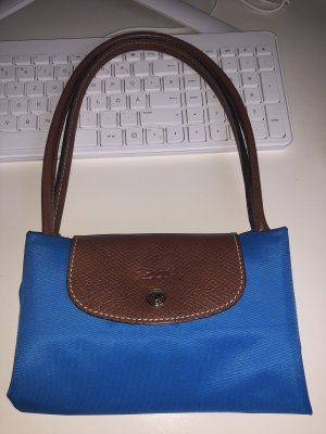 Longchamp Le Pliage blau M