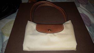 Longchamp Le Pliage Gr. M beige
