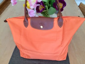 Longchamp Shopper oranje