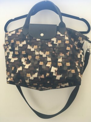 Longchamp Shopper veelkleurig Nylon