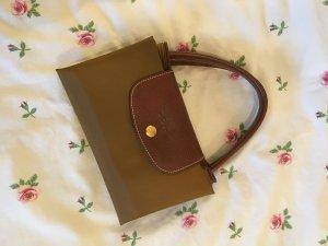 Longchamp Le Pliage Handtasche M in Camel