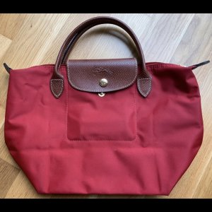 Longchamp Le Pliage in rot