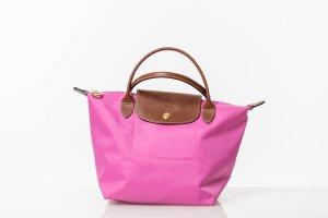 Longchamp Le Pliage kleine Klappbehälters Handtaschen Rosa