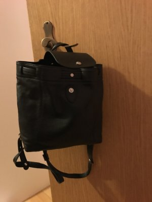 Longchamp le pliage Leather Rucksack