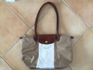 Longchamp Carry Bag white-beige
